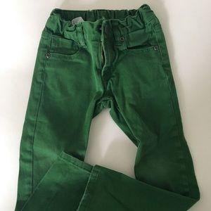 Polarn O Pyret skinny jeans, adjustable waist